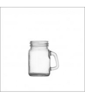 D&V Tasterz Mason Jar w/Handle