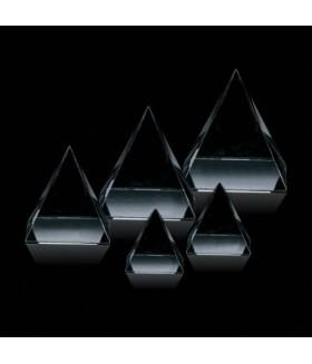 Pyramids - Optic Crystal