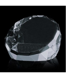 Optic Crystal Hiltern Paperweight