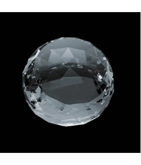 Optic Crystal Riscoll Paperweight