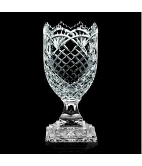 Gourneau Cut Crystal Trophy