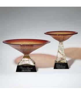 Glaros Bowl Awards on Black Base