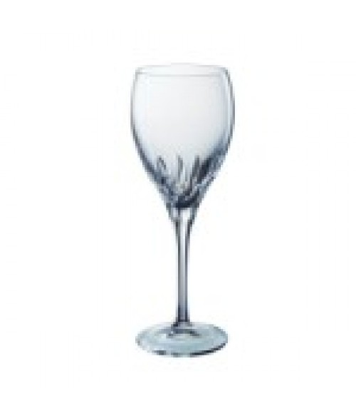 Capella Cut Crystal Wine Glass