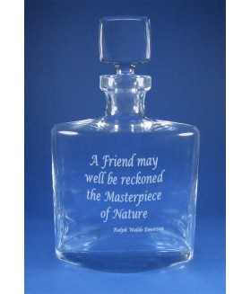 Friendship Whitney Decanter