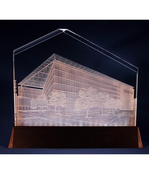 Custom Corporate Building Example