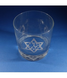 Star of David Old Fashioned