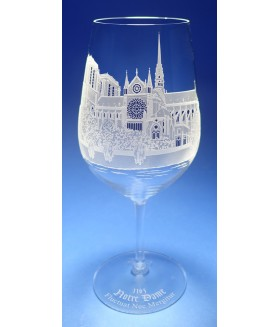 Notre Dame Cathedral Glass