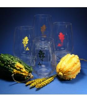 Four Seasons Stemless Wine Set