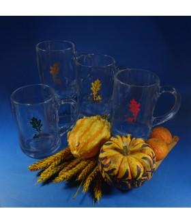 Four Seasons Beer Mug Set