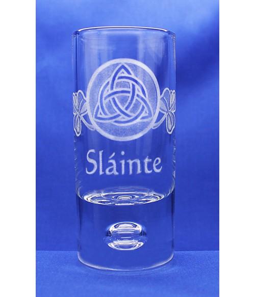 Shot Glass Slainte Pair