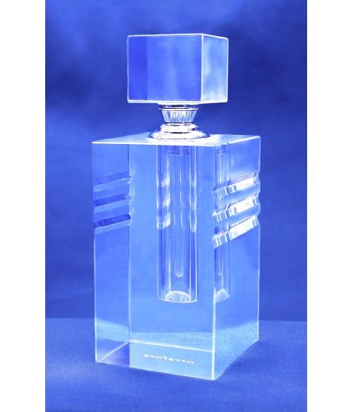 Orrefors Ice - Perfume Bottle Tall