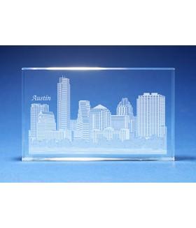 Austin Skyline Paperweight