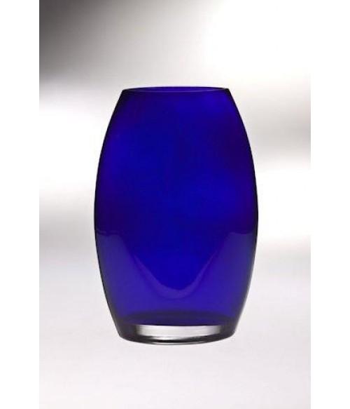 Cobalt Oval Vase Large