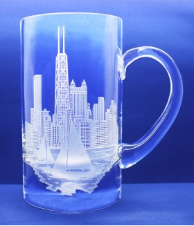 Chicago Beer Mug
