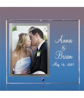 Personalized Picture Frame - Vertical