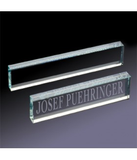 Nameplate Bar - Large