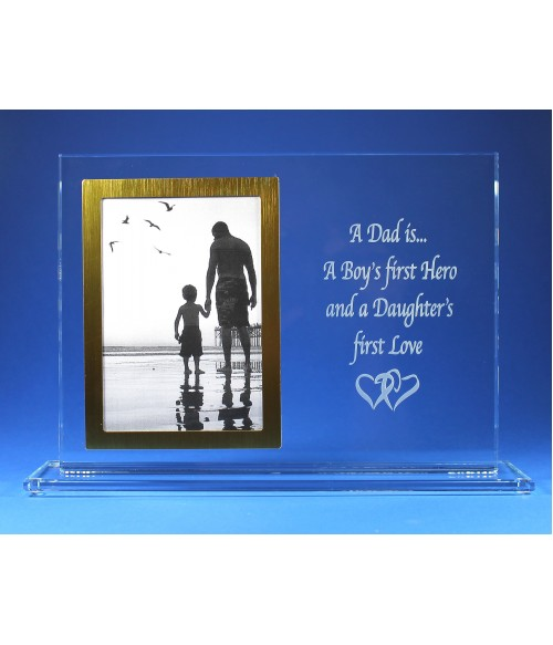 A Dad is... Photo Frame