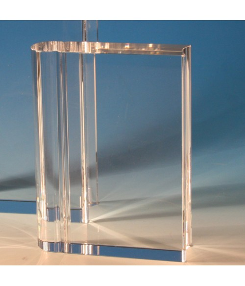 Small Optic Crystal Book