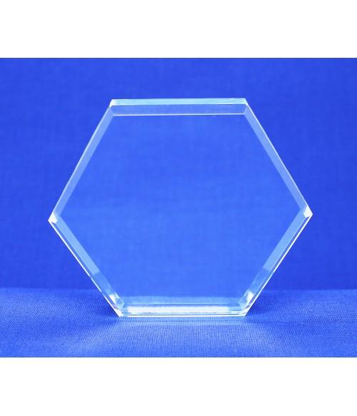 Hexagon Paperweight